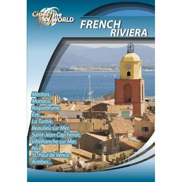 Cities of the World French Riviera France [DVD] [NTSC]